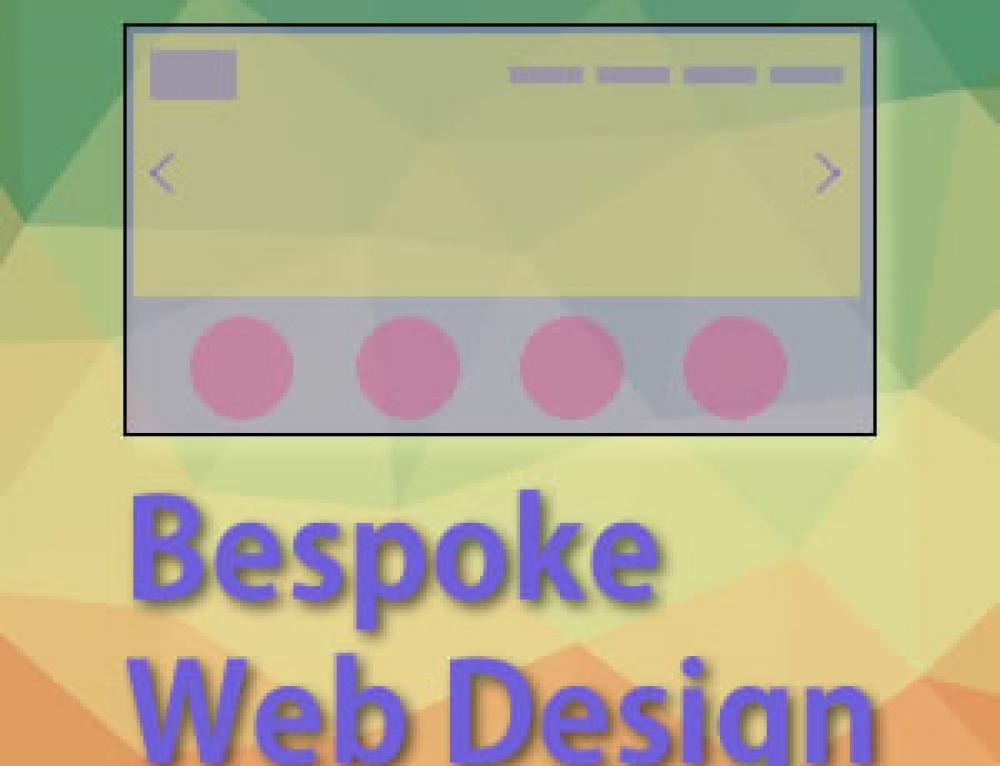 Bespoke Web Design Service